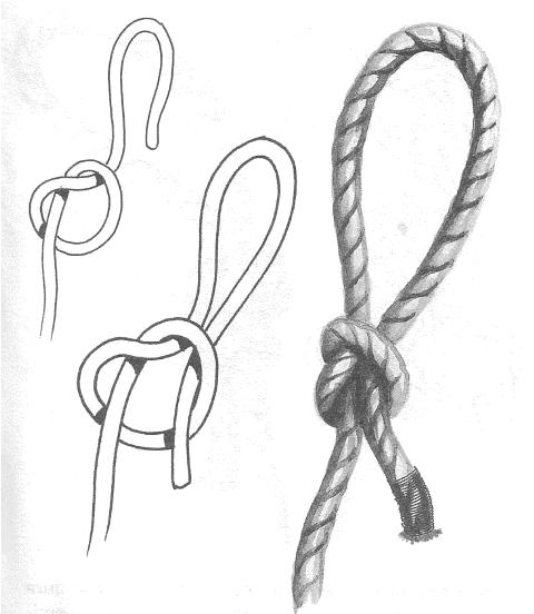Macrame Basics Knots also Macrame Knots moreover 560838959820745402 further 427349452112991469 additionally How To Tie A Square Knot How To Tie Knots And Splices How To Tie Knots. on basic macrame knots instructions